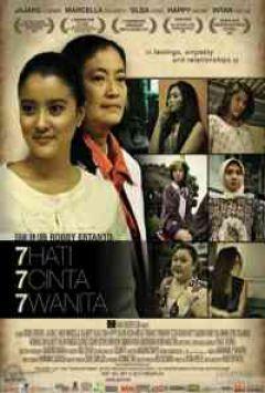 7 Hati 7 Cinta 7 Wanita