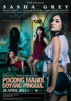 Pocong Mandi Goyang Pinggul